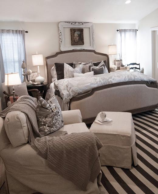 Cadbury Master Bedroom Nesting With Grace