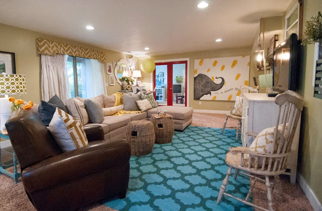 Tips to Downsizing and Moving and Home Tour