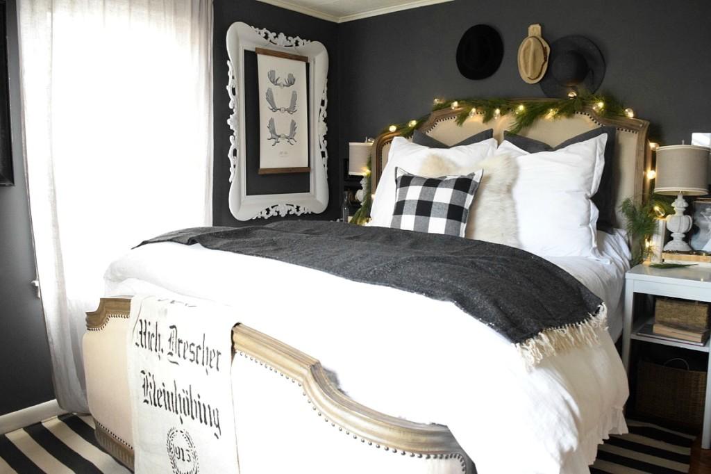 master bedorom shelter bed 2
