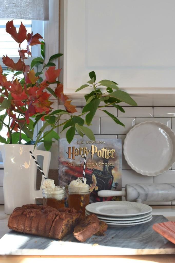 Harry Potter butter beer recipe and pumpkin pasties