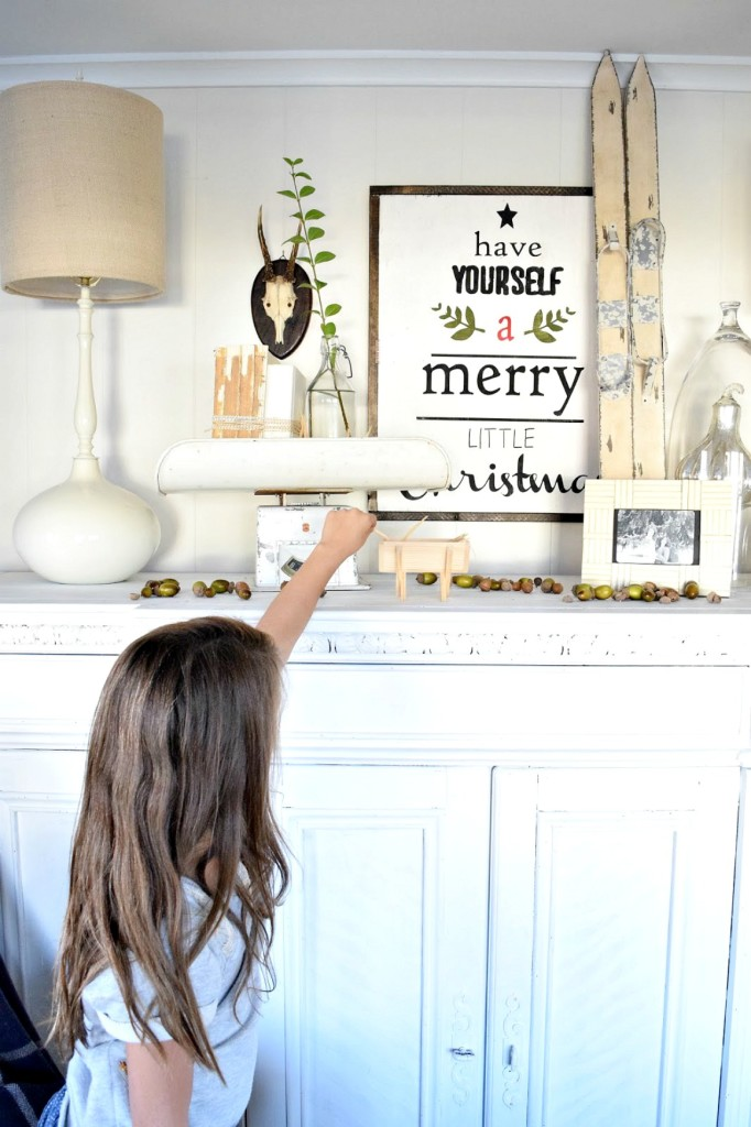 Christmas Traditions focused on Christ with The Giving Manger 5