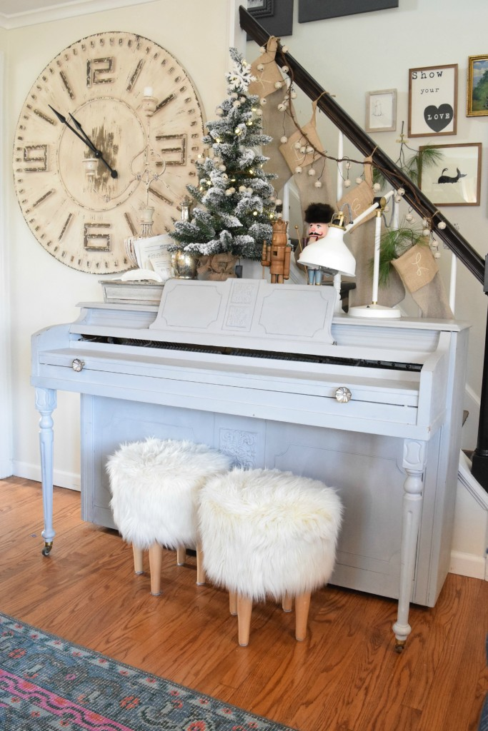 How to paint a piano