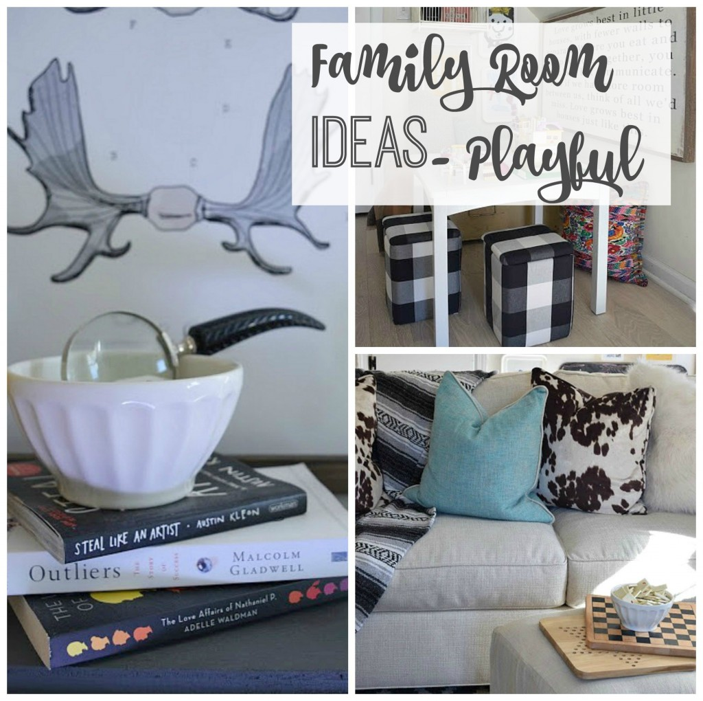 Family Room ideas