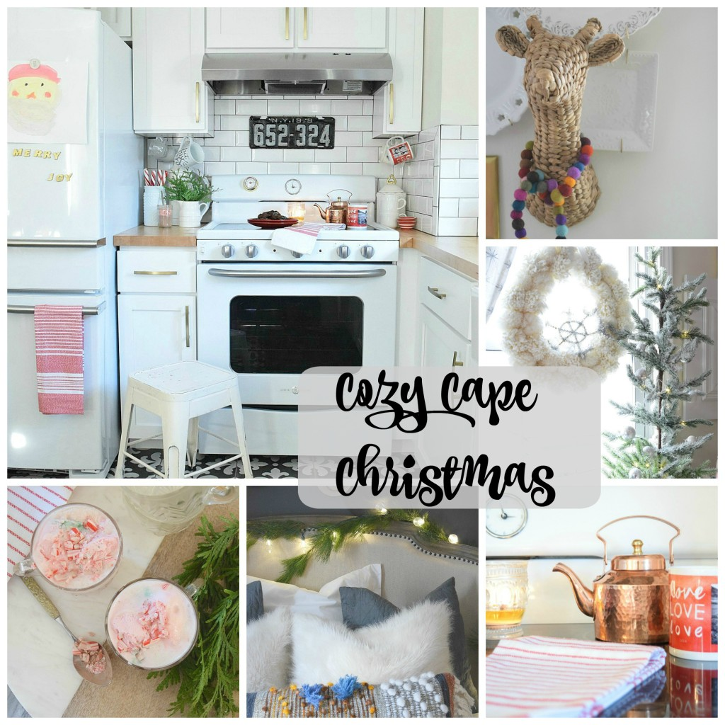 cozy christmas decor