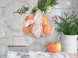 Easy DIY Gift Idea- Glass Cake Pedestals