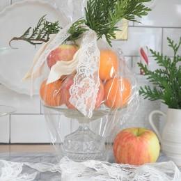 Easy DIY Glass Cake Pedestals Gift Idea