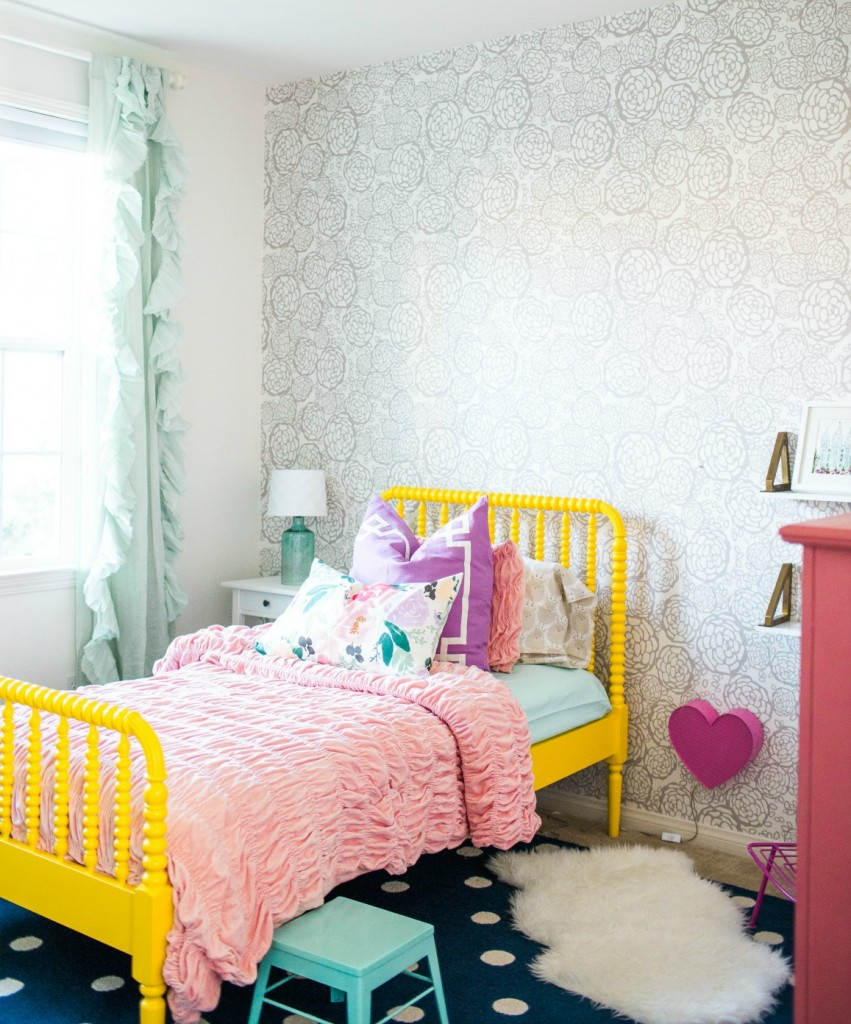 kids space with everything home magazine feature Mint Arrow