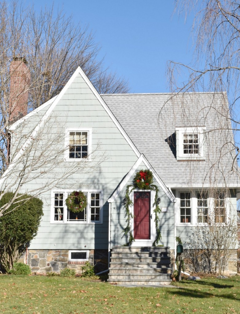 Connecticut new England style home