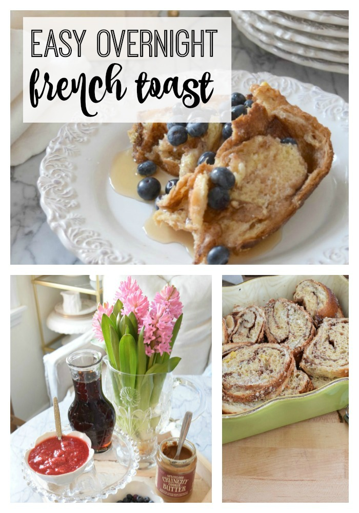 easy overnight french toast recipe