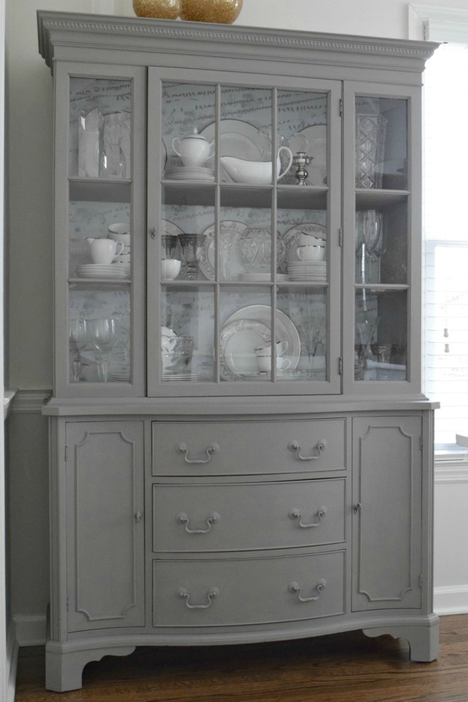 How I used Mud Paint and Chalk Paint