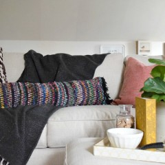 DIY Bohemian Pillow