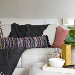DIY Bohemian Pillow