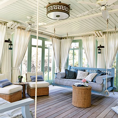 decorating outdoor living and deck
