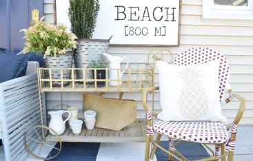 DIY back yard ideas deck furniture nauticla 2