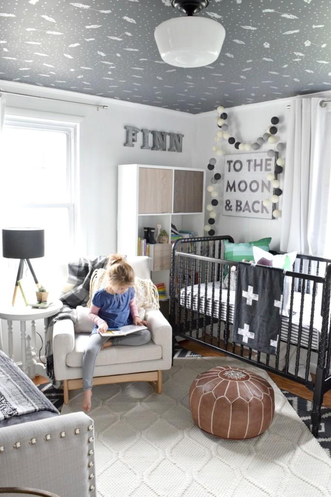 Our Baby Boys Nursery Reveal