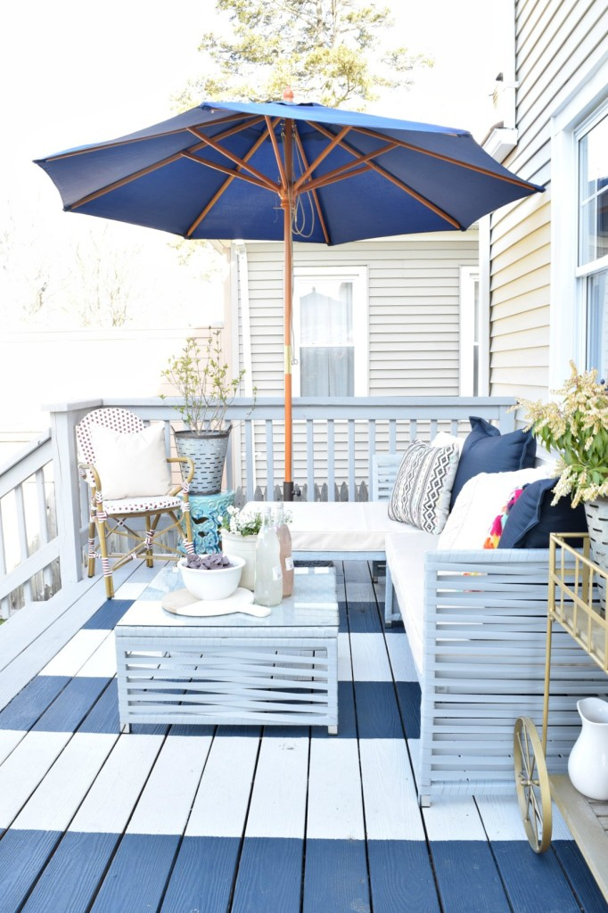 delightful painted deck Part - 11: delightful painted deck awesome design