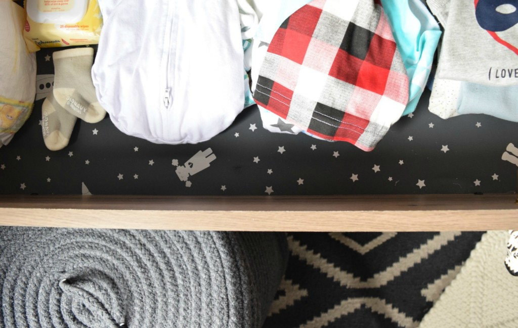 baby boy nursery changing table ideas