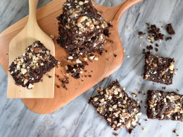 healthy brownie raw recipe paleo and gluten free