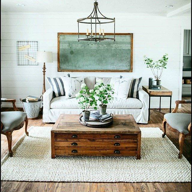 how to pick the right size rug - nesting with grace