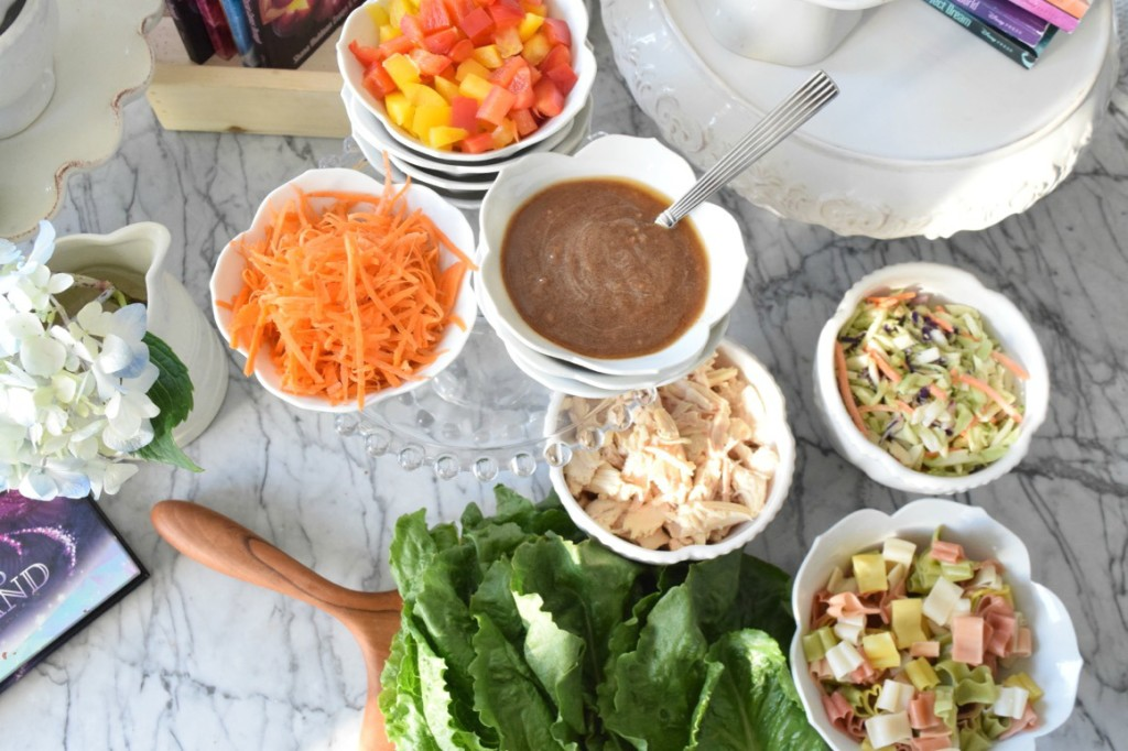Disney Star Darlings Party ideas and healthy dinner