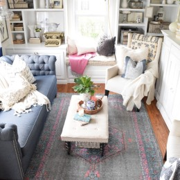 How to pick the right size rug