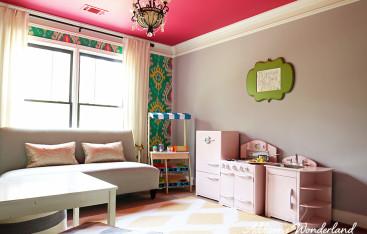 Kids Space Addison Wonderland Colorful Play Room Ideas