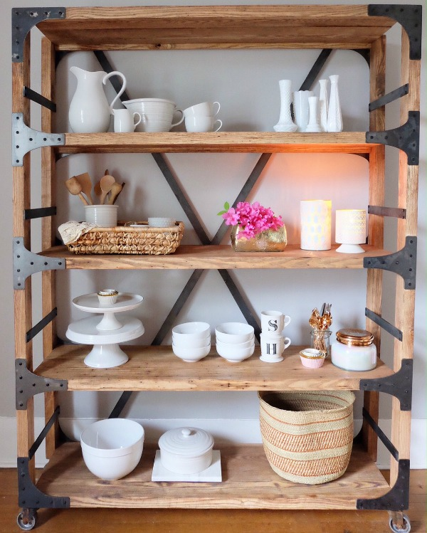 Bookcase Styling Tips And Tricks 16