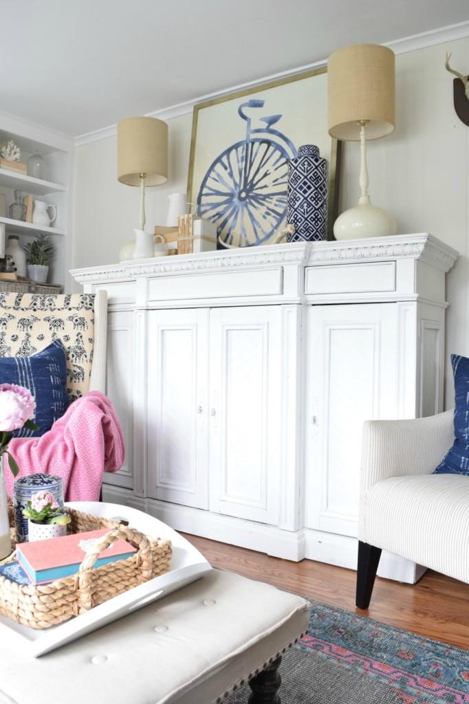 Summer Home Tour Family Room Home Decor Ideas