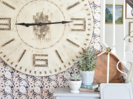 summer home tour with Country Living