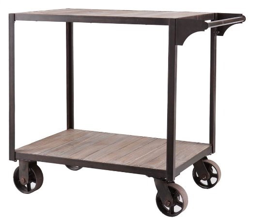 Bar cart and Tea cart serving station ideas and how to style