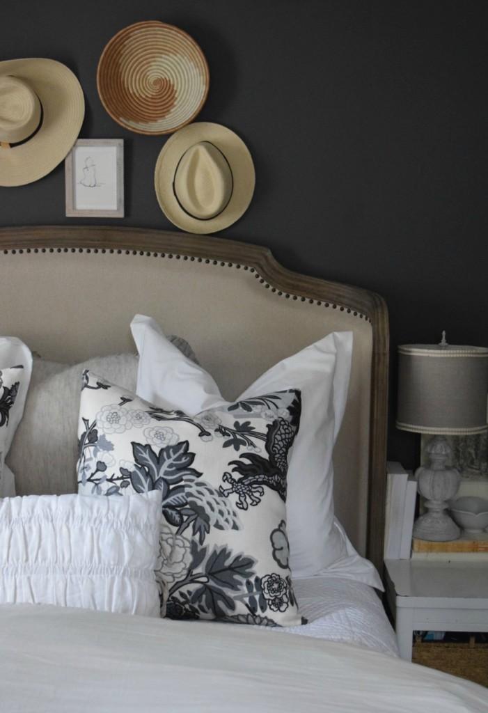 Dark bedroom walls Best gray paint for bedroom benjamin moore