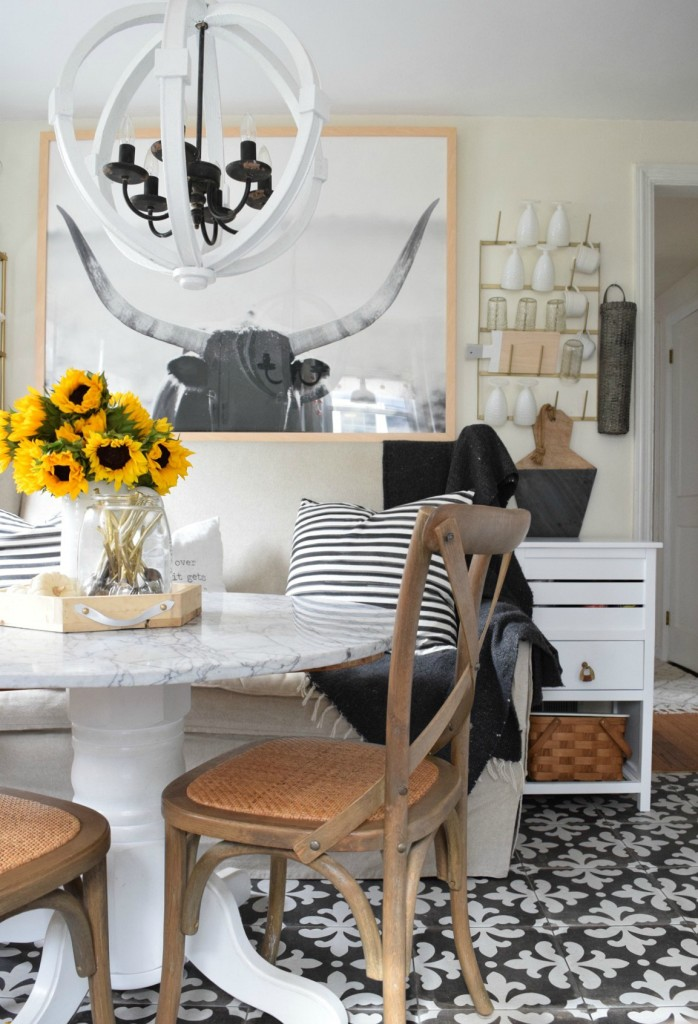 Fall Blogger Home Tour- Fall decor ideas