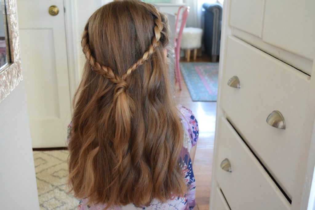 Hairstyles- Easy for Little Girls