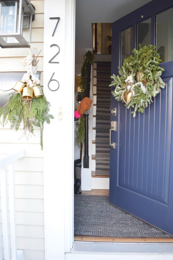 Christmas Home Tour- A look inside a Connecticut Cape