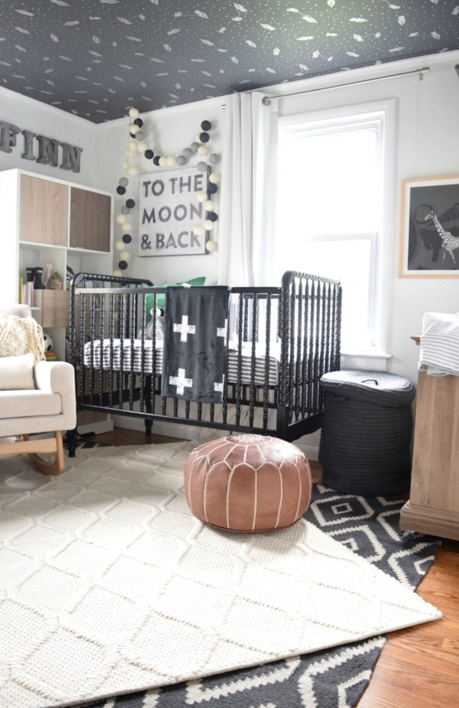 Most Popular Blog Posts of 2016- Baby Boy Nursery Reveal