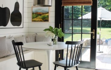 Banquette Seating- Kitchen Inspiration 00