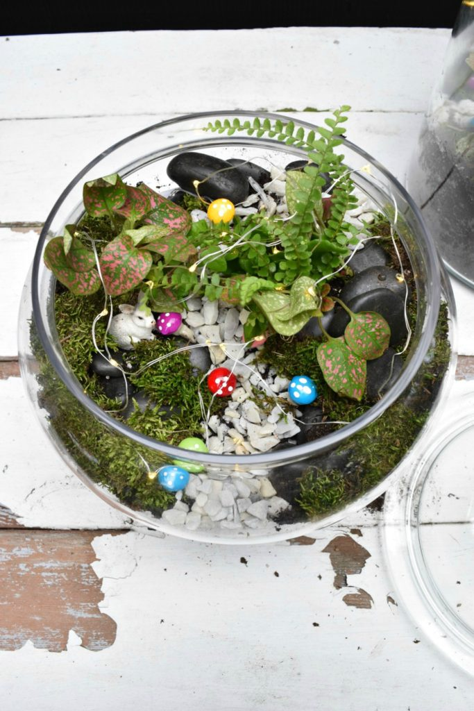 Friday Favorites- Pinterest 100 Fairy Gardens