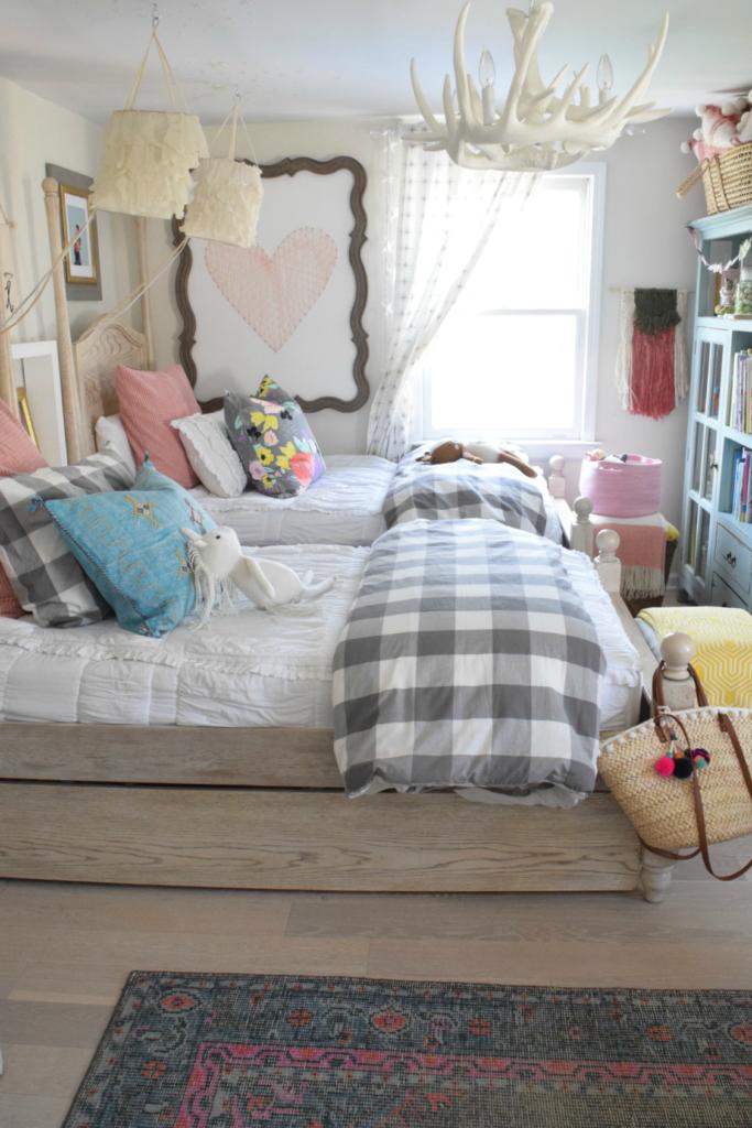 Girls Bedroom- Shop The Girls Room