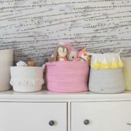 How to Keep a Kids Room Clean and Organized in a Small House