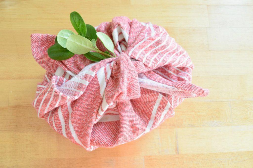 Friday Favorites- Turkish Tea Towel- Wrapped Bread