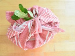Friday Favorites- Turkish Tea Towel- Wrapped Bread