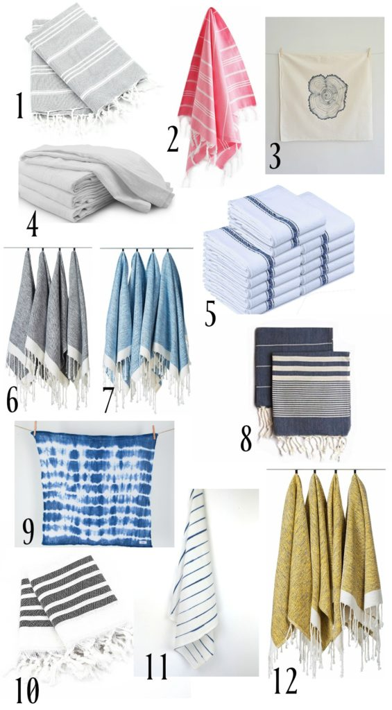 Top Turkish Dish Towels and Tea Towels- Best Priced