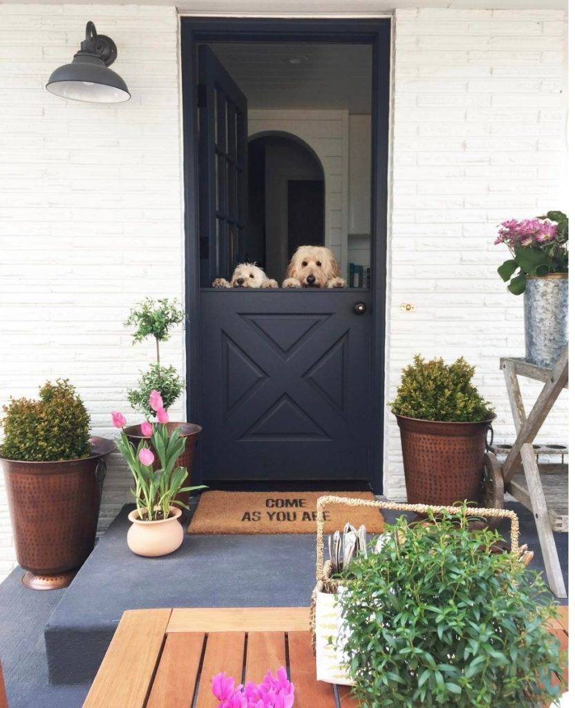 Friday Favorites- Dutch Door from Inspired Room