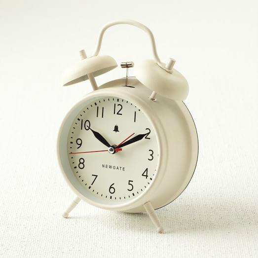 Door Mats, Exterior Curb Appeal and Alarm Clocks