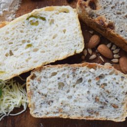 Homemade Artisan Bread- The Easiest recipe Six different ways
