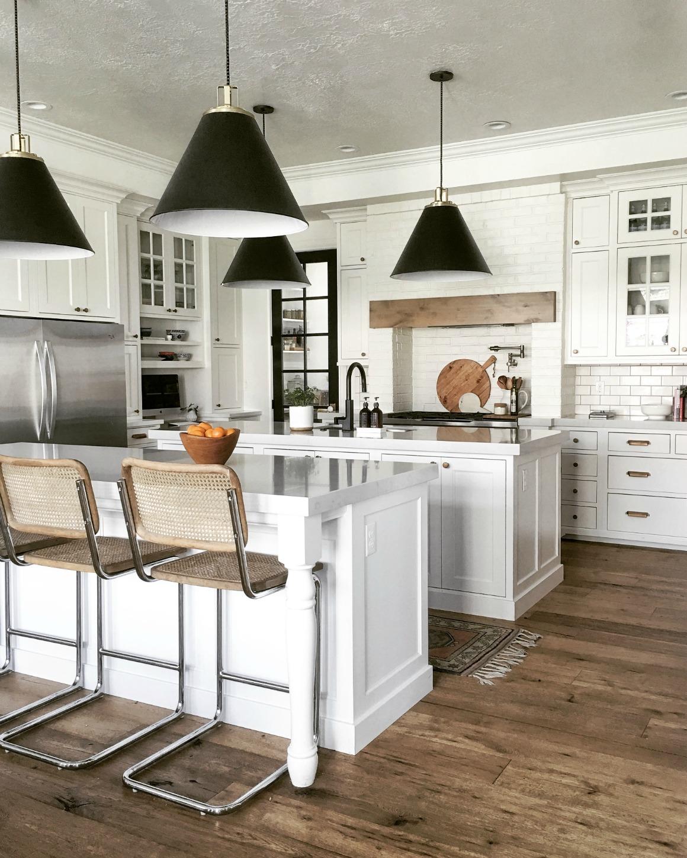 Gorgeous Kitchens: Home Tour- Hawkes Landing Most Gorgeous White Kitchen