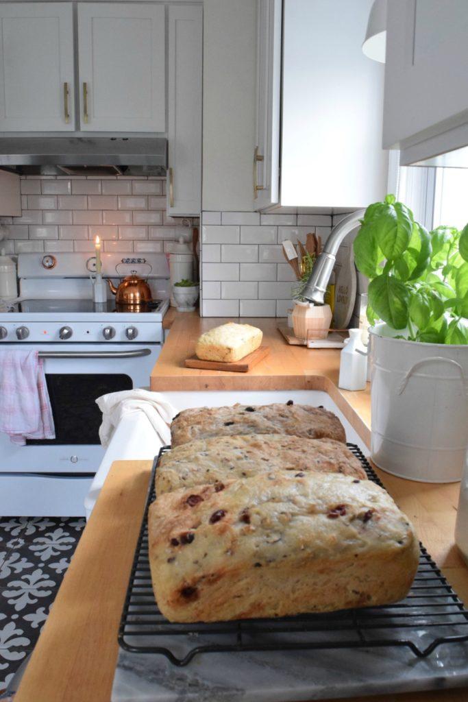 Easy Homemade Artisan Bread Recipe- 6 Different Ways-