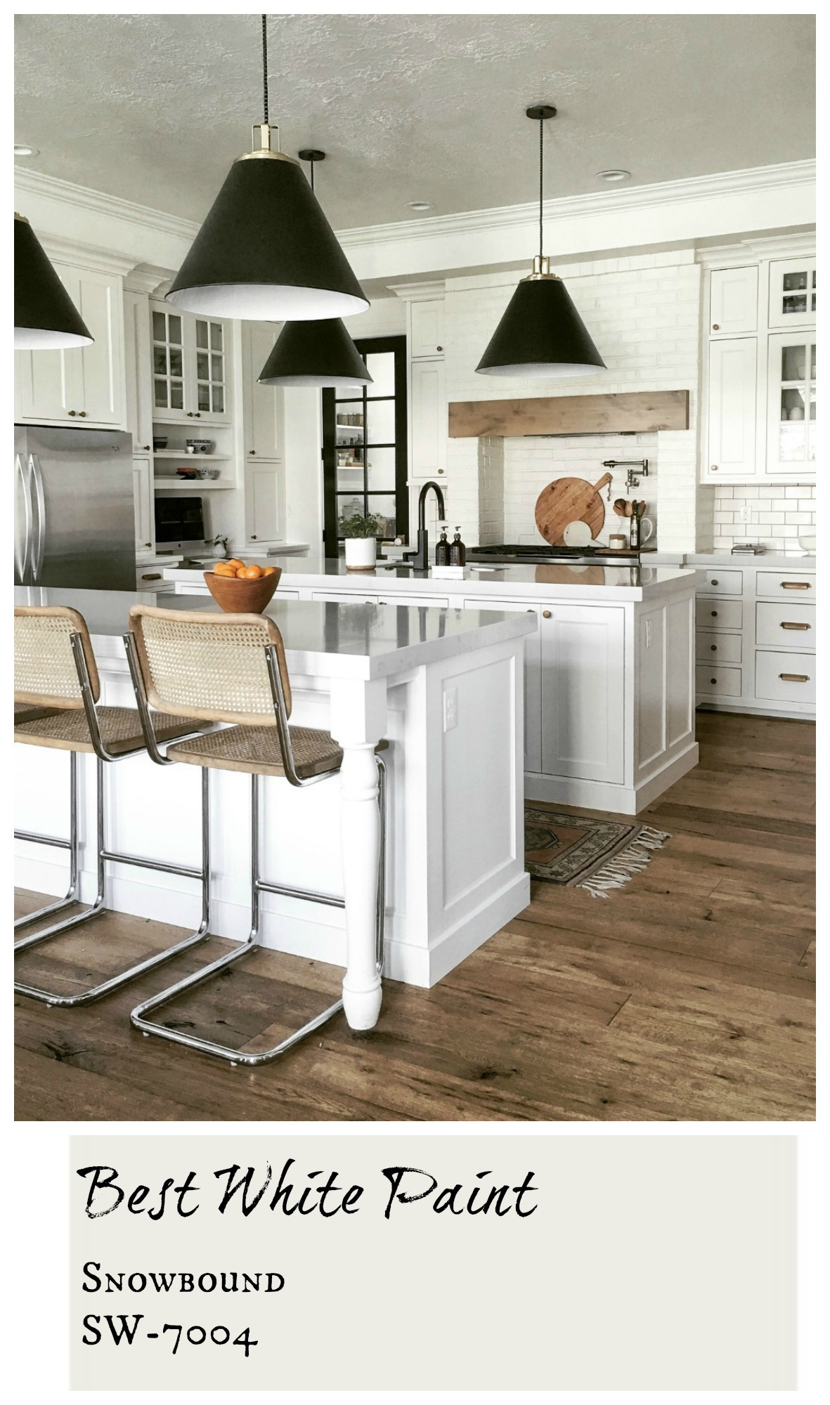 Home Tour Hawkes Landing Most Gorgeous White Kitchen Nesting With Grace