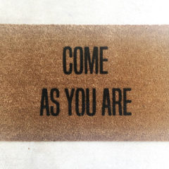 Friday Favorites starts with Doormats