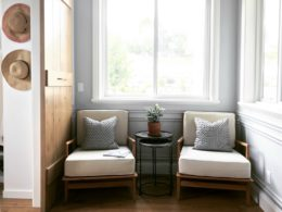 Master Bedroom-Mixing the old with the new